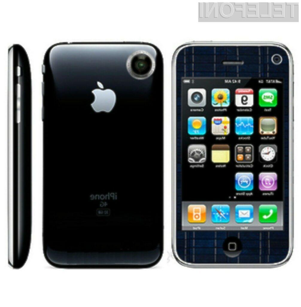 Uporabniki mobilnega telefona Apple iPhone naj bi le dočakali večopravilnost.