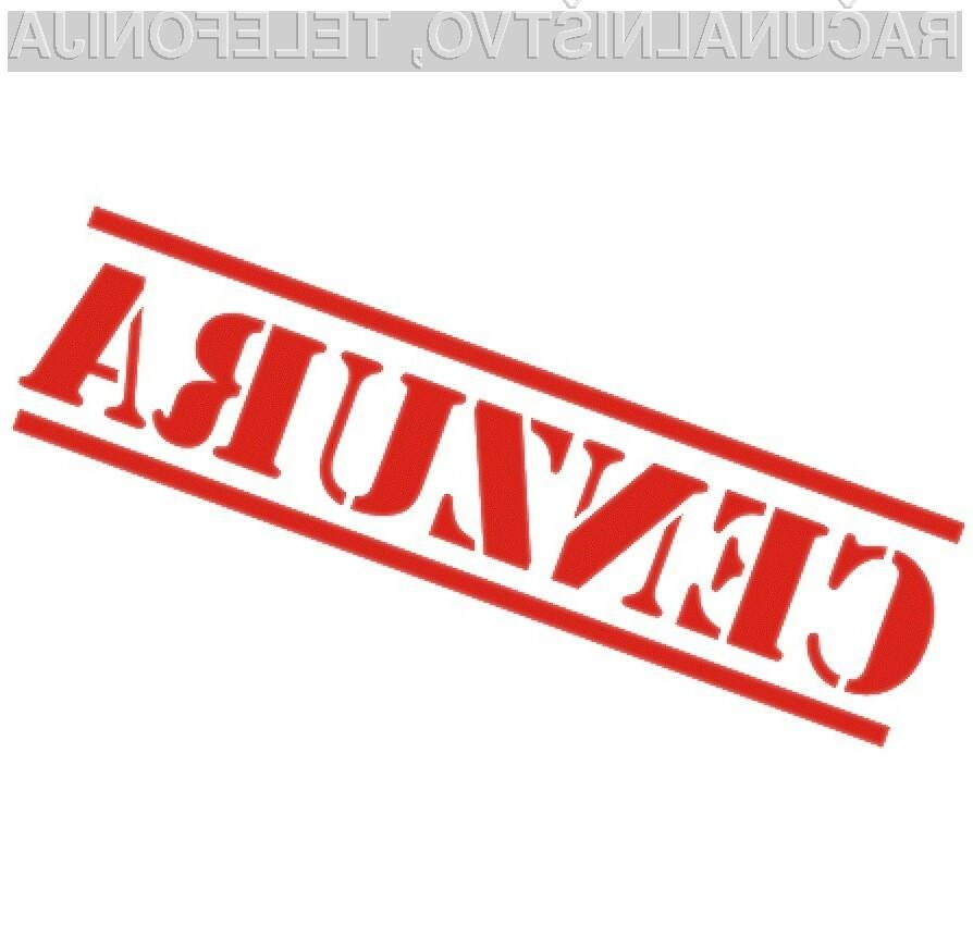 Slovenski ponudniki proti cenzuri spleta!