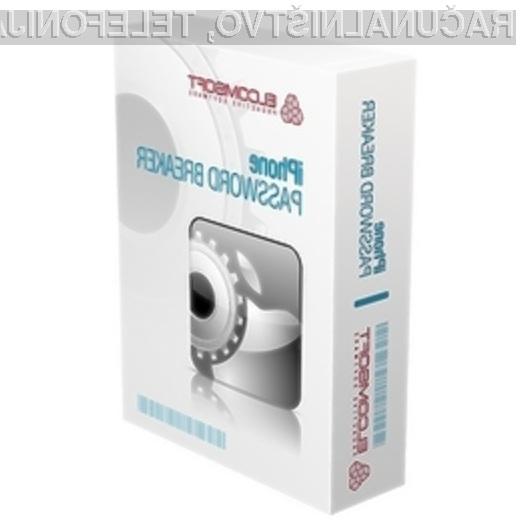 Elcomsoft Password Breaker je eno izmed najboljših orodij za iskanje izgubljenih gesel!