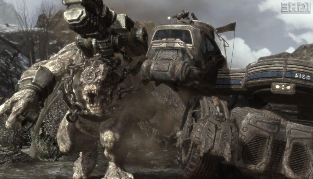 Od tretjega dela igre Gears of War se pričakuje veliko.