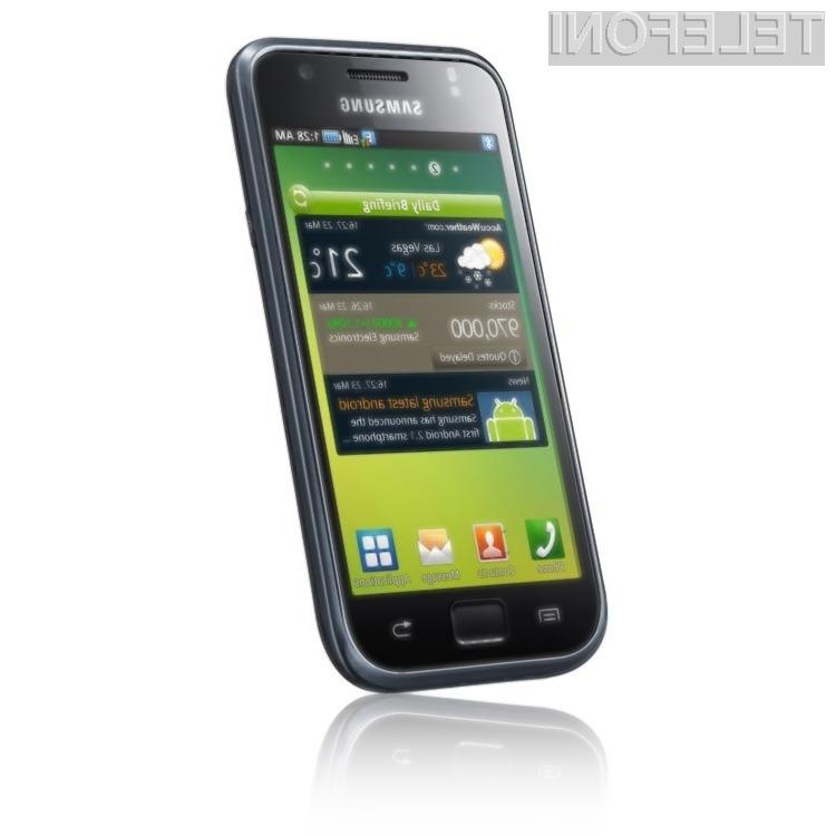 Samsung med paleto svojih mobilnikov daje obetajoč mobilnik.