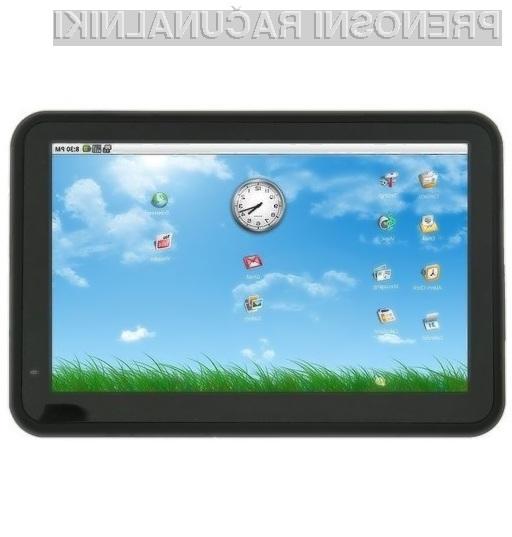 Miniaturni tablični računalnik Enso ZenPad v vsej svoji lepoti!