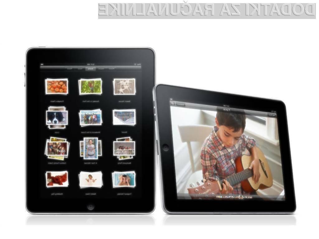 Spletnih strani za iPada je vedno več.