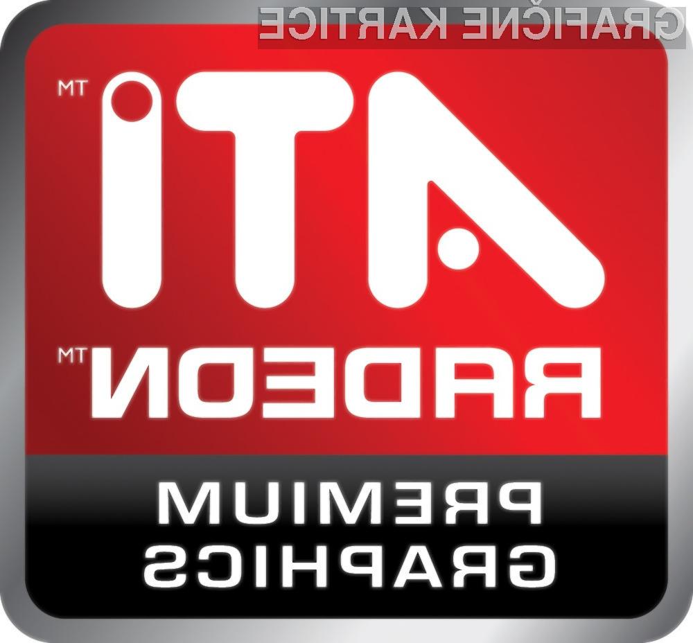 Laskavi naziv najhitrejše grafične kartice še vedno pripada Radeonu 5970 X2.