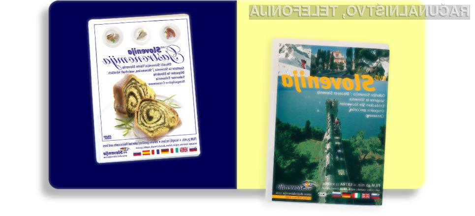DVD Vse o Sloveniji