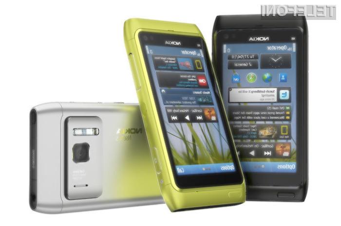 Nova Nokia N8 vam prinaša zares vrhunski fotoaparat.