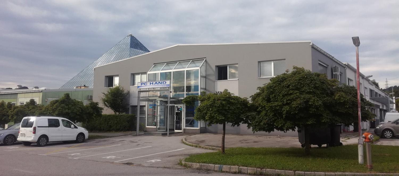 PC H.AND računalniška hiša IOC Trzin