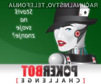 PokerBot Challenge - Staviš na svoje znanje?