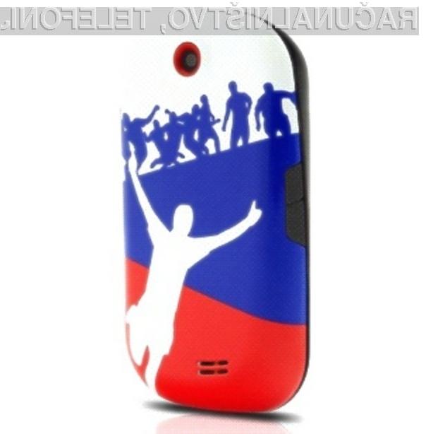 Samsung Corby S3650 v posebni izdaji za vse privržence slovenske nogometne reprezentance