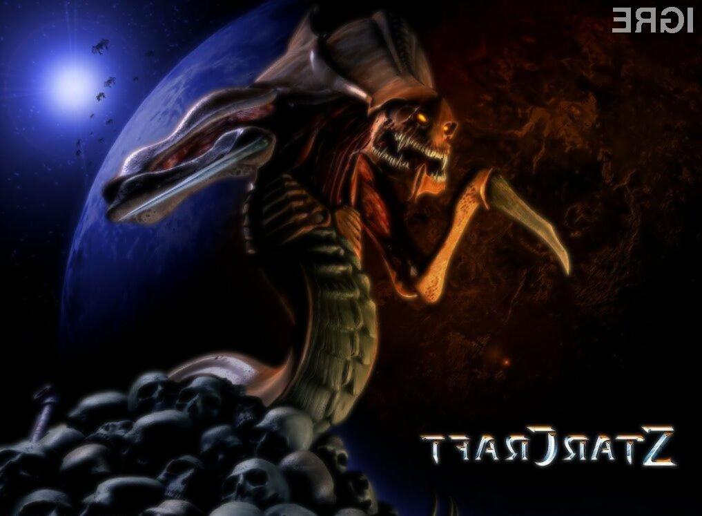 Najbolj priljubljena južnokorejska spletna igra je še vedno prvi Starcraft.