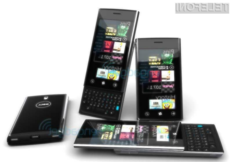 Lightning je še eden izmed zanimivih mobilnikov z Windows Phone 7 OS-om, ki prihajajo na prodajne police.