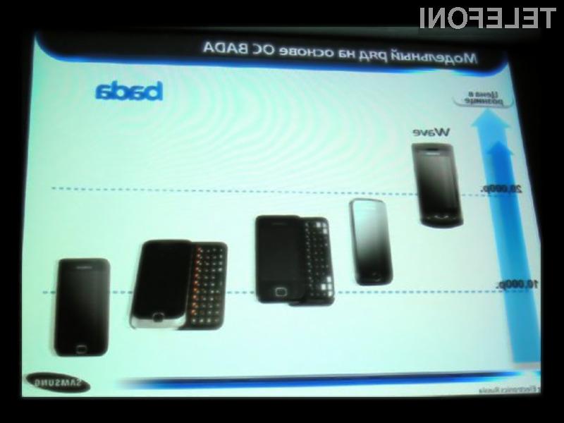 Samsung se v boj z Nokio spušča s številnimi obetajočimi mobilniki.