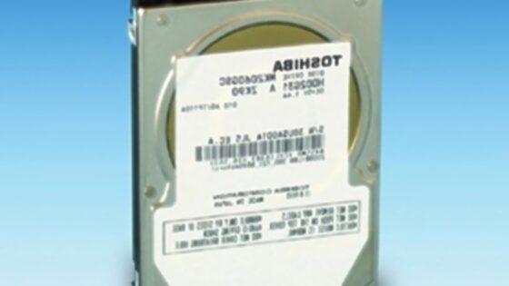 Toshibin novi trdi disk bomo le stežka uničili!