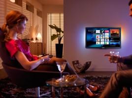 Popolna slika in najčistejši zvok - Philips predstavlja televizorje serije 7000 LED