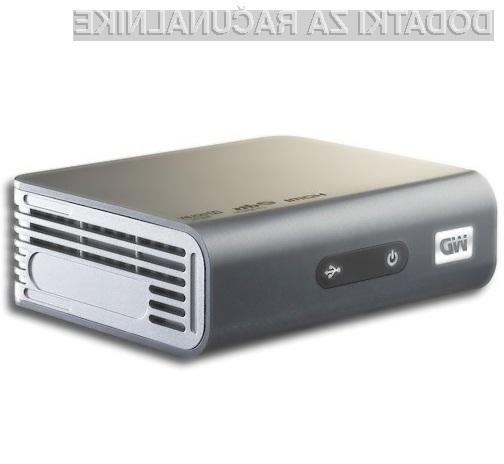 WD TV Live je bogatejši za uradni certifikacijski logotip operacijskega sistema Windows 7.