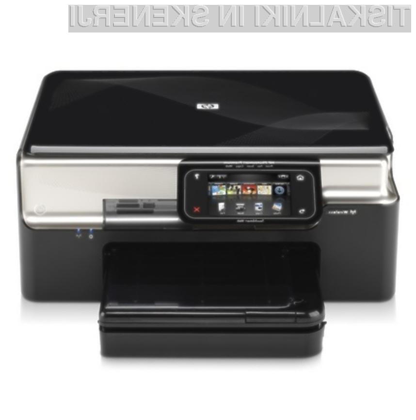 Mrežni tiskalniki HP bodo v kratkem bogatejši za Palmov operacijski sistem webOS.
