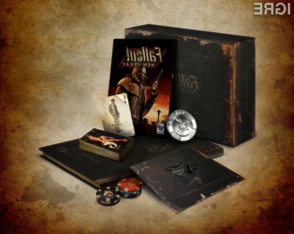 Fallout: New Vegas bo deležen zbirateljske izdaje!