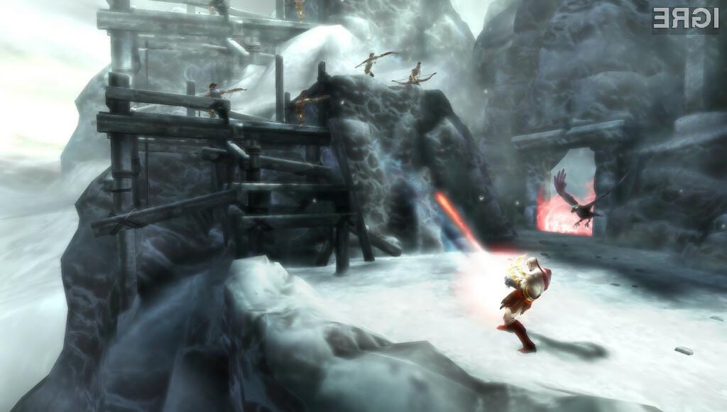 Sony je uradno najavil God of War: Ghost of Sparta