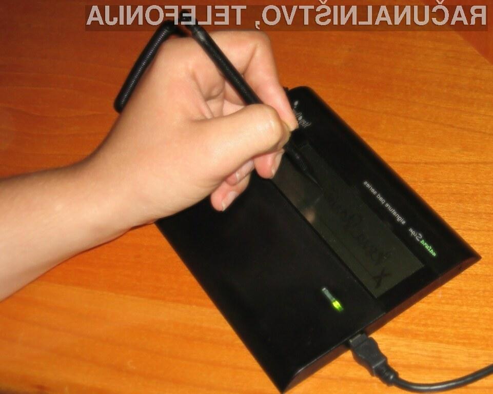 Gama System na NTK 2010 predstavlja rešitev Gama System eDocs SignPen