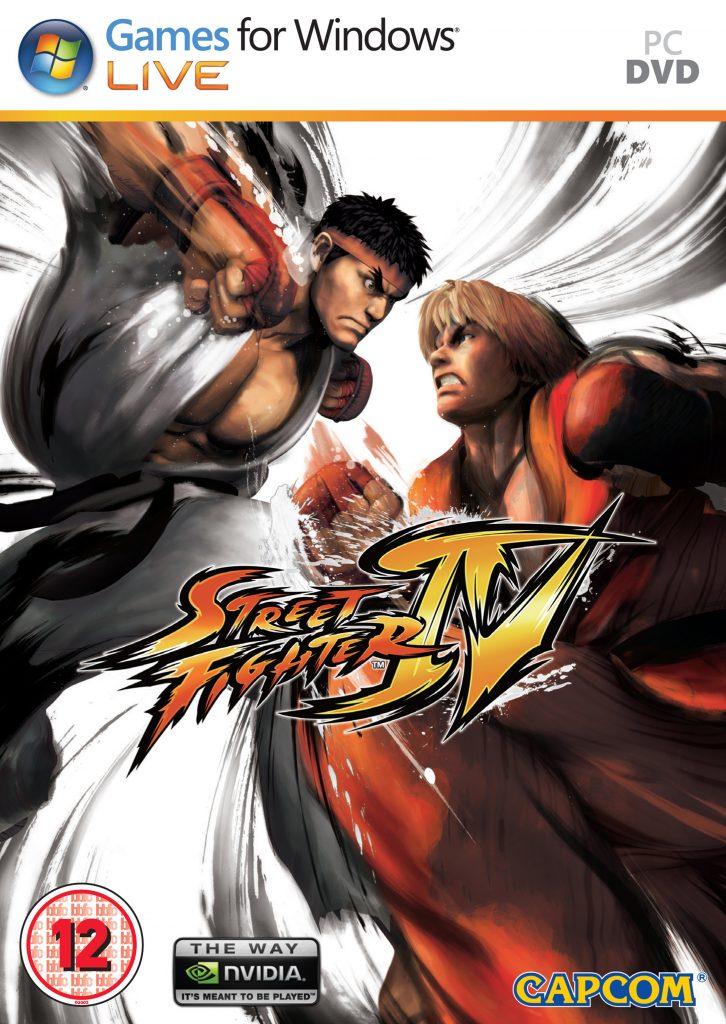 Igra Street Fighter IV