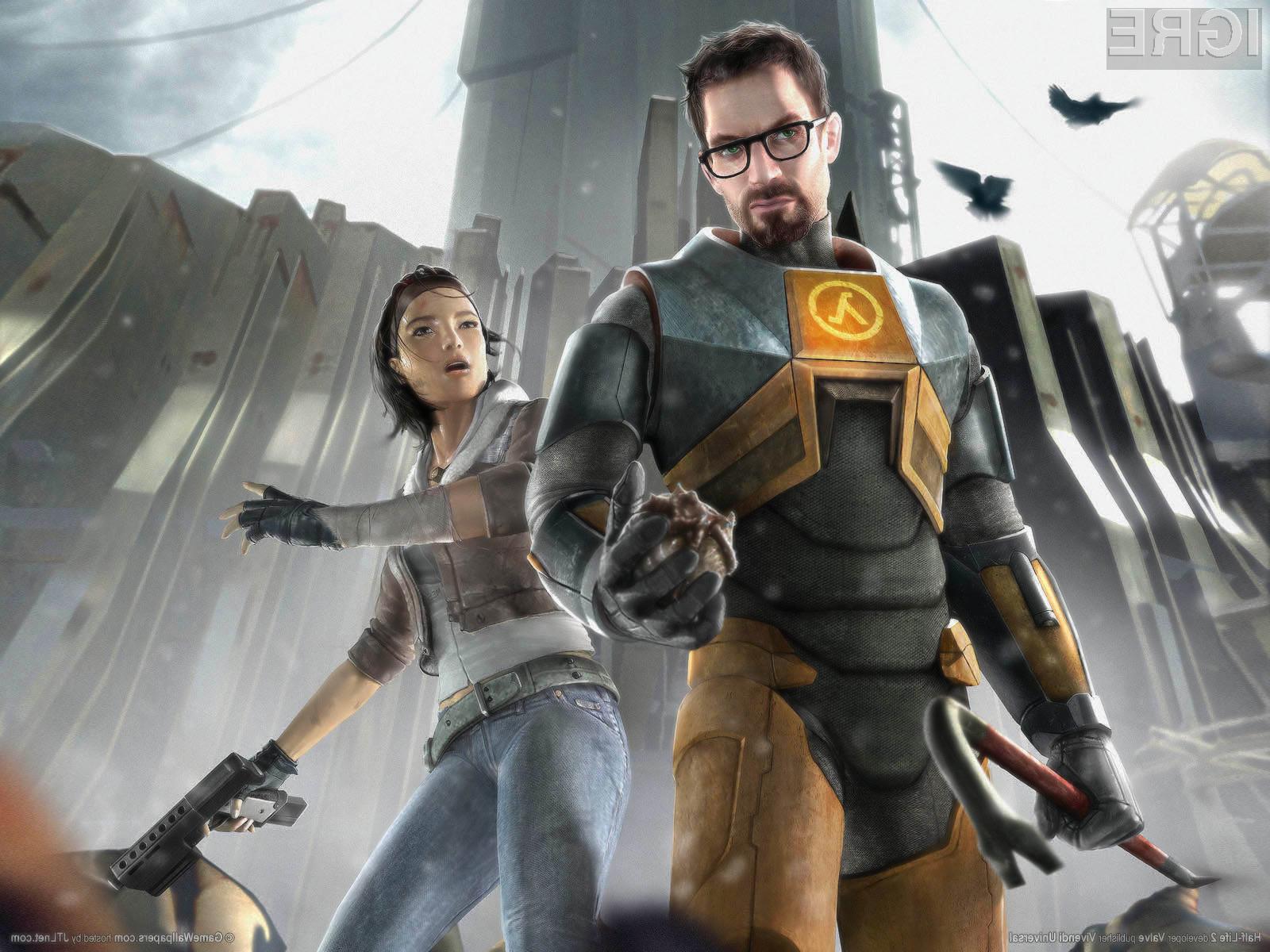 Legendarna računalniška igra Half-Life 2 bo zagotovo osvojila tudi uporabnike Macov!