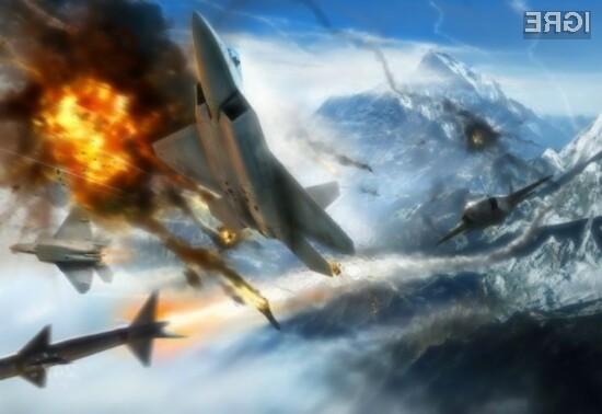 Ubisoft najavil igro Tom Clancy's HAWX 2