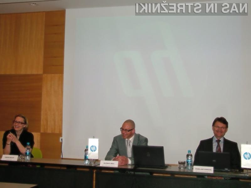 Družba HP je predstavila novo, sedmo generacijo strežnikov ProLiant in naslednjo generacijo strežnikov Integrity.
