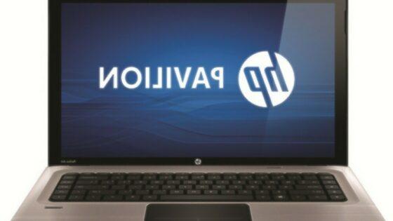 Večpredstavnostni HP Pavilion dv6