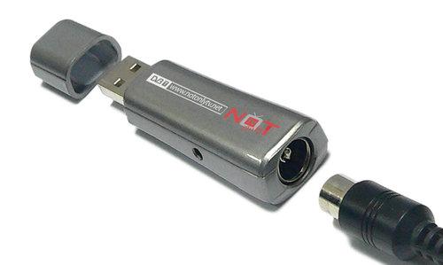 Kmalu na zalogi! USB Zunanja TV kartica DVB-T stick LV5TDLX LifeView TVCLIV003