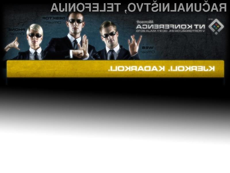 Največji IT dogodek letos pod pokroviteljstvom predsednika države dr. Danila Türka