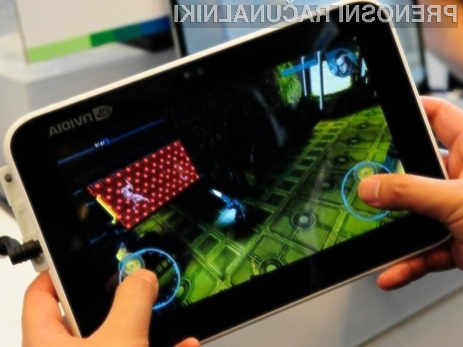 Bo Applov tablični računalnik iPad le dobil dostojnega konkurenta?