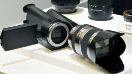 Visokoločljivi kamkorder z zamenljivim objektivom bo pisan na kožo tudi nekoliko zahtevnejšim uporabnikom.
