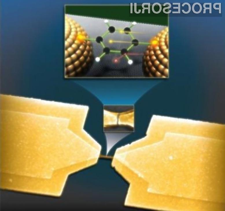 Silicij naj bi ostal glavni gradnik tranzistorjev tudi v prihodnosti!