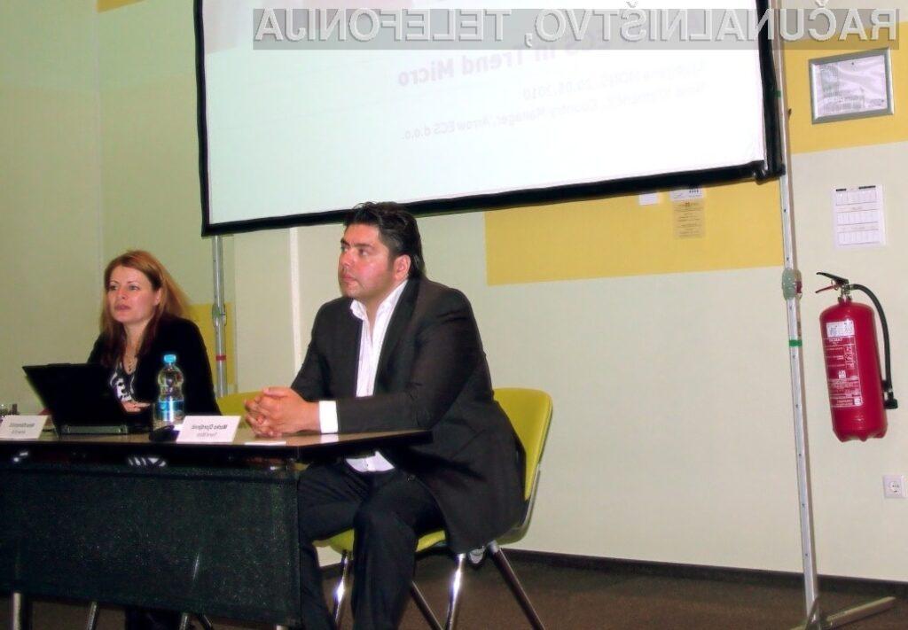 Arrow ECS Slovenija objavil sodelovanje s Trend Micro
