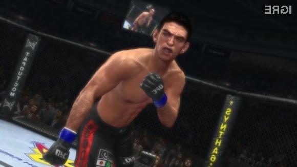 UFC Undisputed bo na voljo že 28. v tekočem mesecu