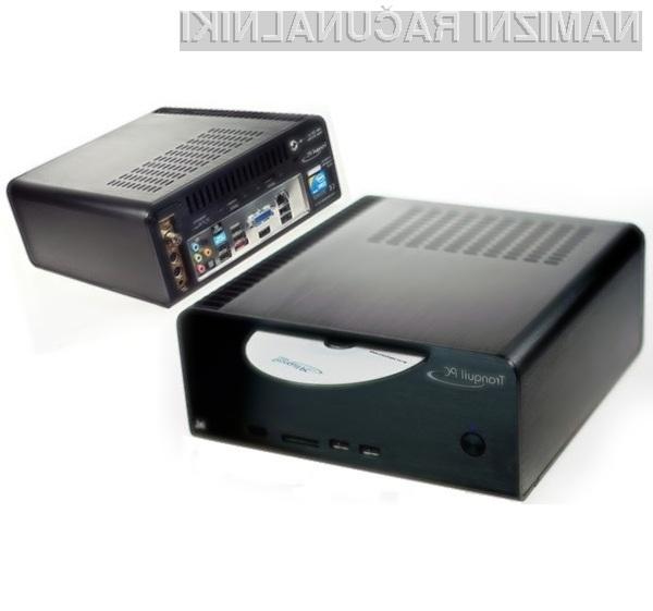 Miniaturni osebni računalnik za kakovostni domači kino in opravljanje zahtevnejših nalog.