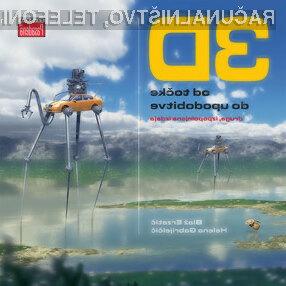 Knjiga 3D od točke do upodobitve, druga, izpopolnjena izdaja