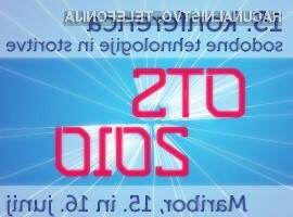 Kotizacija za 15. konferenco Sodobne tehnologije in storitve - OTS 2010