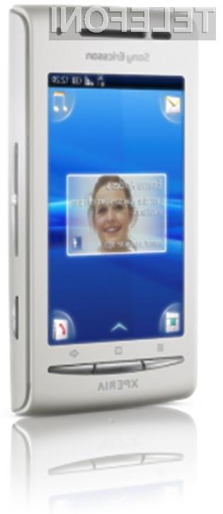 Sony Ericsson proizvaja najbolj zabavne pametne telefone?