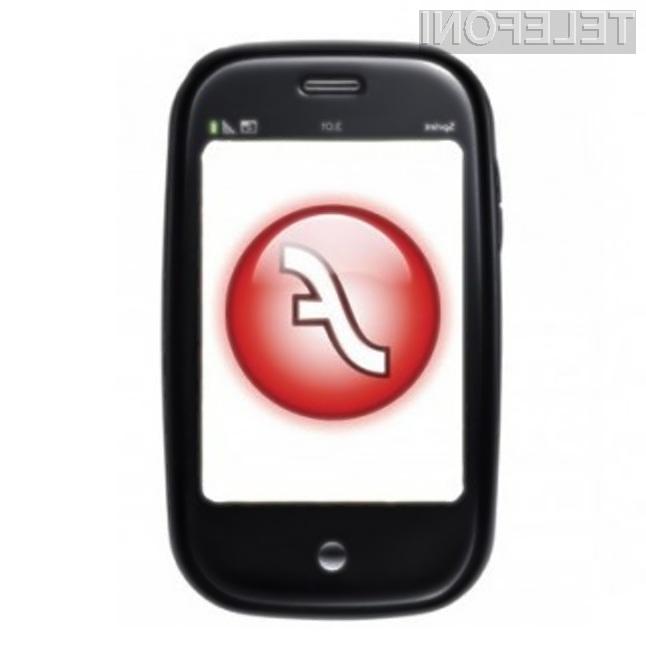 Mobilna tehnologija Flash 10.1 se lahko brez težav kosa s konkurenčnim standardom HTML5!