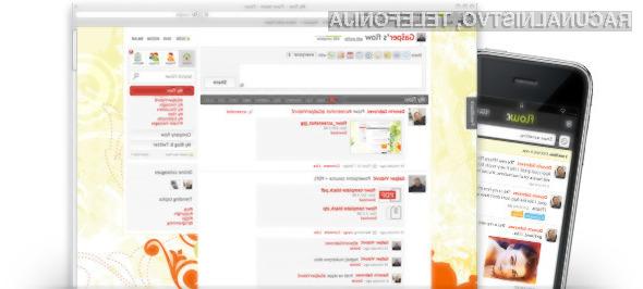 Sodelovanje in izmenjavanje informacij med podjetji je s Flowr-jem lažje.