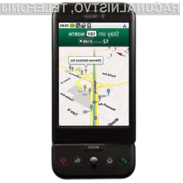 Novi navigacijski sistem Google Maps Navigation lahko odslej uporabljamo tudi v evropskem prostoru.