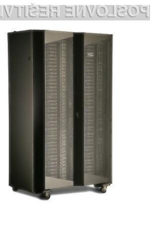 Sistem iDataPlex je drugi superračunalniški sistem, ki ga bo podjetje IBM uvedlo v Sloveniji.