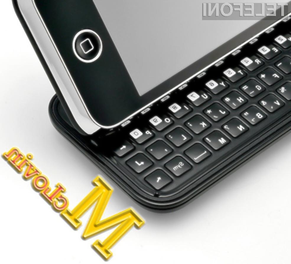 Mobilnika Apple iPhone in Nokia N97 se pred njim lahko skrijeta!