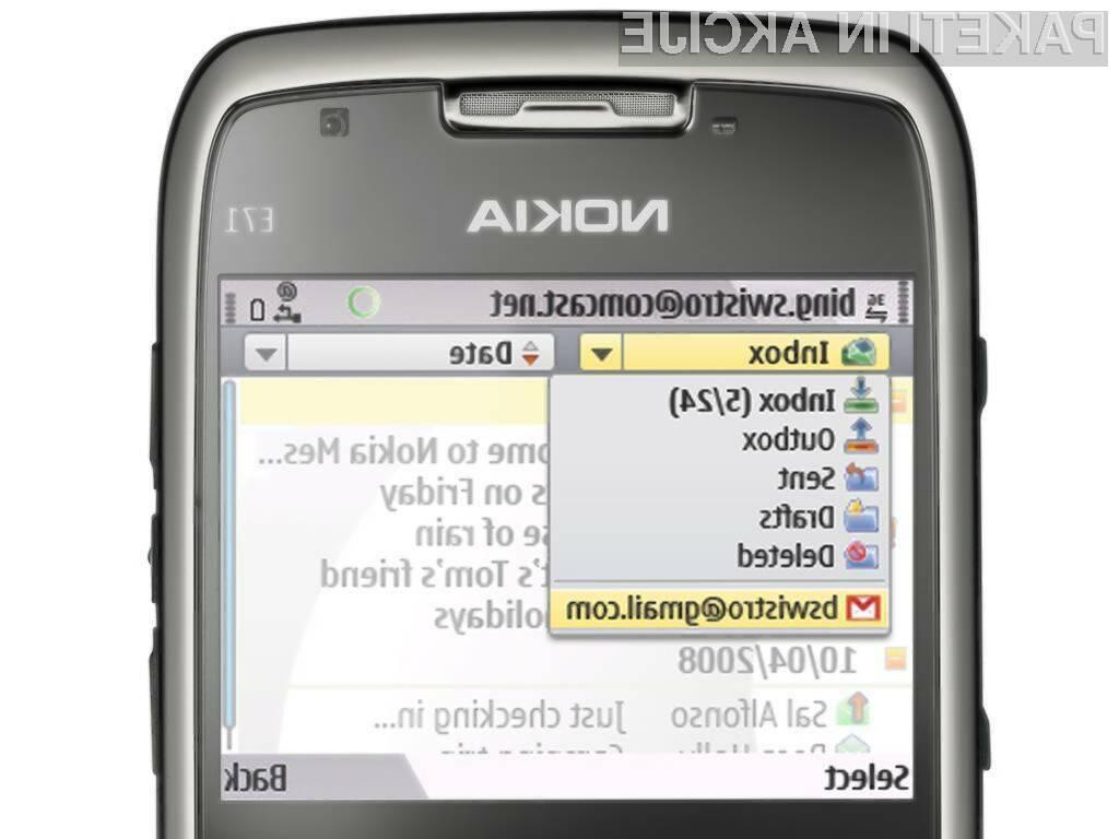 Si.mobil uvedel storitev Nokia Messaging