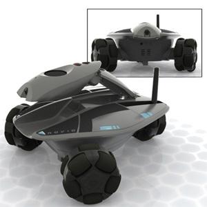 Rovio - WiFi robotsko vozilo s kamero