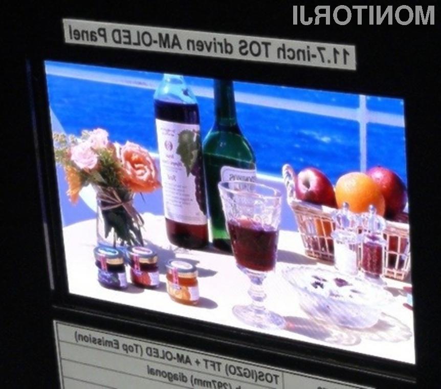 Televizorji OLED obetajo kakovostnejši prikaz slik in filmskih posnetkov.