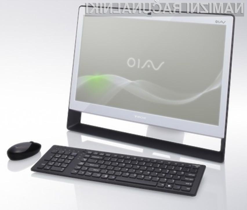 Cenovno relativno ugoden osebni računalnik ujet v izjemno kompaktnem ohišju.