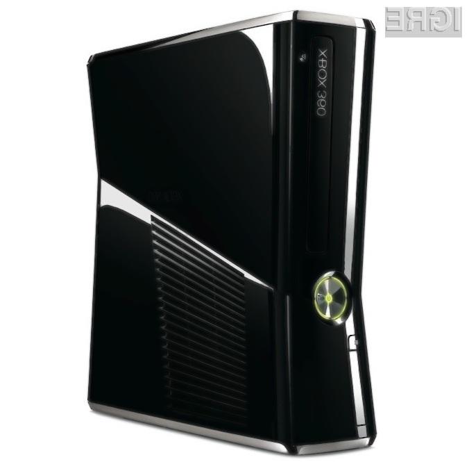 Prenovljena Microsoftova igralna konzola Xbox 360 navdušuje v vseh pogledih!