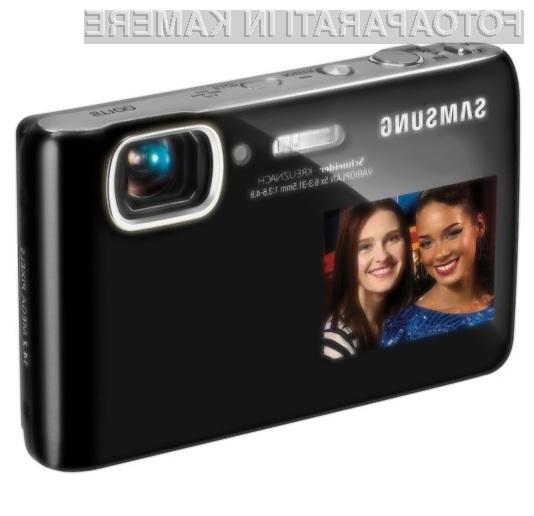 Z novima digitalnima fotoaparatoma Samsung bo fotografiranje postalo še prijetnejše!